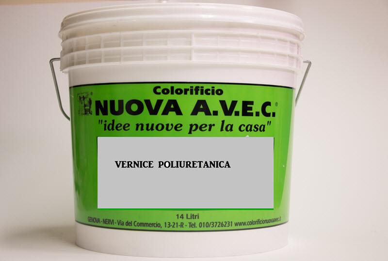 Vernice poliuretanica